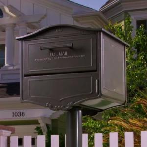 Почтовые ящики и декор для зданий